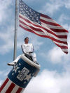 Human Cannonball to perform at Veterans Benefit Game