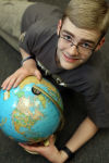 Trinity Lutheran student heads to second National Geography Bee