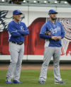 Royals, Orioles: A study in contrasting offenses