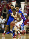 Indiana upsets SMU; Purdue wins in rout