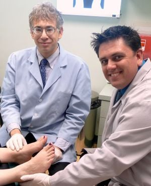 Best Podiatrist: Friendly Foot Care
