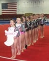Midwest hosts first artistic gymnastics meet