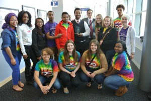 Merrillville High School presents 'The Merrillville Advantage' at COSEBOC event