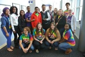 Merrillville High School presents 'The Merrillville Advantage' at COSEBOC event