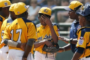 Las Vegas dominates Jackie Robinson West at Little League World Series