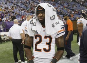 Bears confirm Devin Hester won't return
