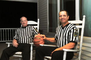 Officiating duo Wise and Kvachkoff to retire after basketball season