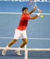 Federer strolls into Australian Open quarterfinals