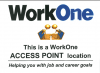 Work One Access Point