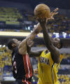 Heat rally to knot series with Pacers