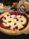 Blueberry Pie Entry at 2012 Hammond Pie Baking Contest
