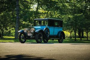 Annual Auburn weekend puts spotlight on collector cars