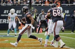 Bears hope for more road success in game vs. Pats