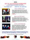 Pullman Dia de los Muertos Workshop