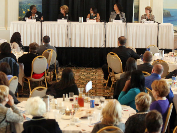 Leading women in business share triumphs, tips