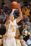 Valparaiso University senior guard Greg Rice