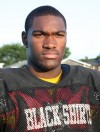 Thornwood football player Tyshon Waller