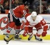 Detroit Red Wings dominant Hawks in Game 2