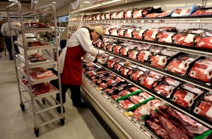 Meat prices grilling shoppers