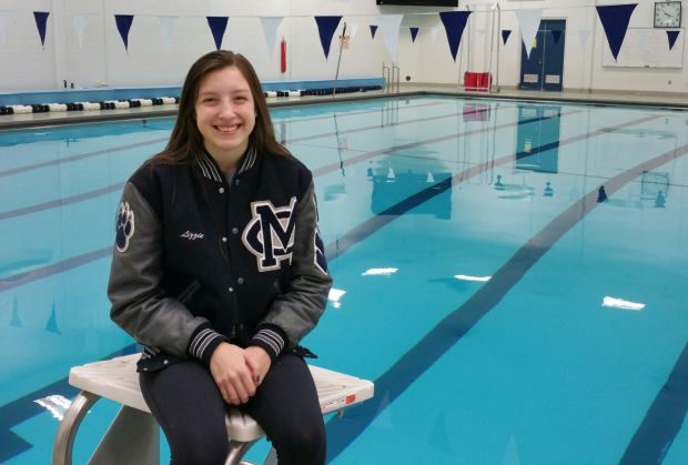 Michigan City's Quinlan is latest in long line of sibling swimmers