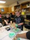 MIS students create slime