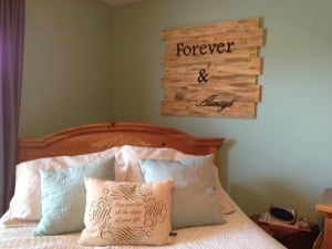 Pallet Projects: DIY-ers create recycled design