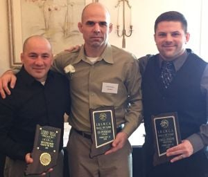 Portage's Vega named state wrestling coach of the year