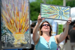 New Buffalo ARTigras!: Expose yourself to great art in Harbor Country over Fathers Day weekend