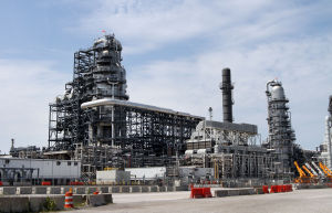 BP explosion causes sulfur dioxide release