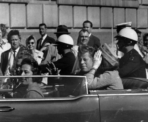 Frozen in time: Local leaders recall where they were when JFK was shot