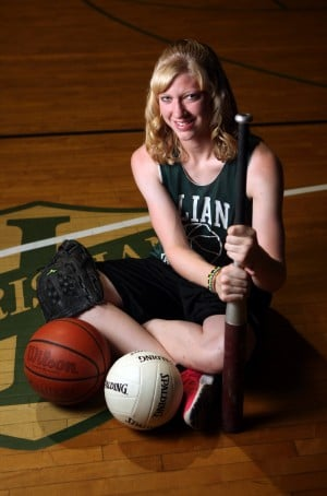 Times Illinois girls athlete of the year: Illiana Christian's Jaclene Bonnema