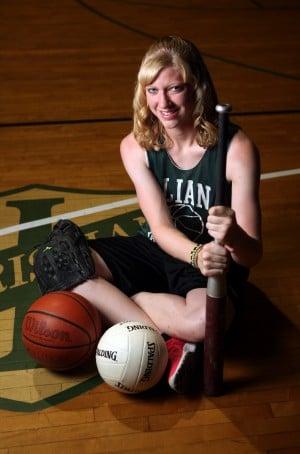 Times Illinois girls athlete of the year: Illiana Christian's Jaclene Bonnema