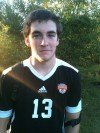 Beecher soccer player AJ Johns