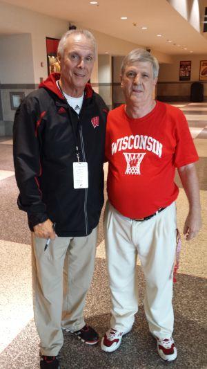 Wheatfield's Vukadinovich works Wisconsin basketball camp