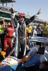 Pagenaud moves into IndyCar title contention