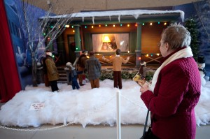 Experience A Christmas Story up close and personal