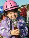Therapeutic horseback riding assists children with special needs