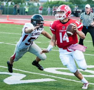 Crown Point's Equihua has the clutch gene