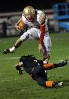 Prep football, Andrean at Lowell