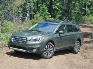 Outback rolls 20-year milestone: Utility defines 2015 Subaru wagon