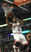 NBA eager to get Bulls' Derrick Rose back on the floor