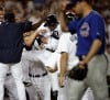 Cubs lose on Raburn's walk-off homer