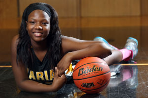 Times Illinois Girls Basketball Player of the Year: Marian Catholic's Ashton Millender