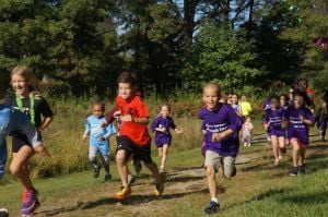 Forest Ridge Academy 5K Run/Walk features Hawaiian theme