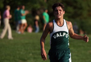 Cross country keeps Valpo's Bisacchi on the right path
