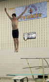 Hobart's Marcano shatters old school diving mark