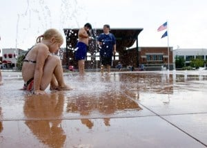 Downtown park a symbol of Valpo's success