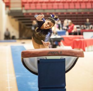 Valparaiso rallies on final event to win state gymnastics title