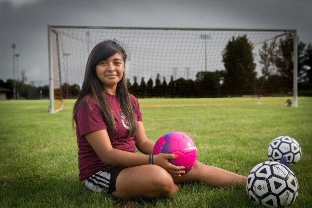 Thornton Fractional's Nicole Vega is The Times 2013 Girls Soccer Player of the Year