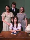 Highland High students perform 'The Diary of Anne Frank'